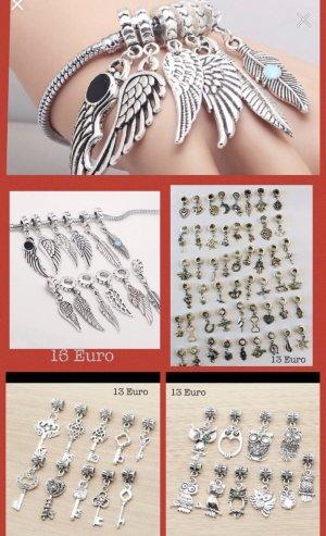 Charms / Beads für alle Markenarmbänder