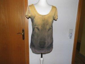 Chasor Shirt Gr. M mit Wolfsdruck