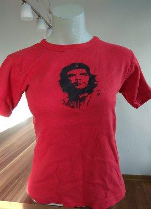 Camicia rosso
