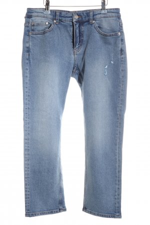Cheap Monday 7/8 Jeans blau Casual-Look