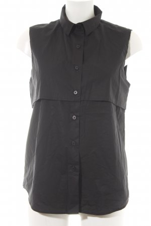 Cheap Monday ärmellose Bluse schwarz Casual-Look