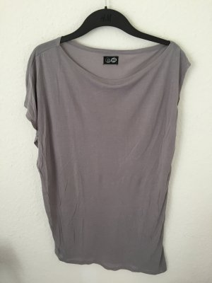 Cheap Monday asymmetrisches Shirt Grau