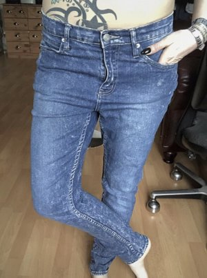Cheap Monday Jeans boyfriend bleu