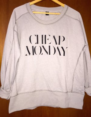 Cheap Monday Grey sweatshirt