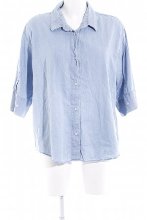 Cheap Monday Hemd-Bluse himmelblau Casual-Look