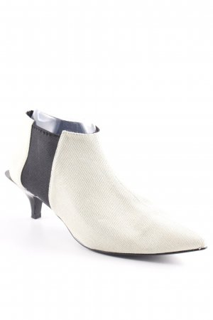 Cheap Monday High Heels schwarz-creme Casual-Look