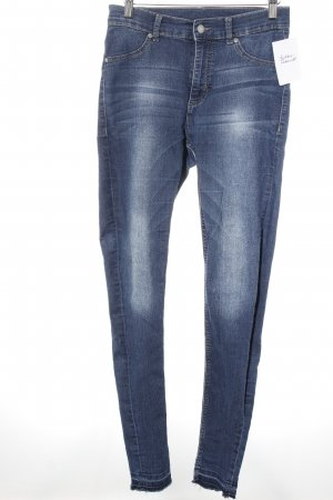 Cheap Monday High Waist Jeans dunkelblau-blau Casual-Look