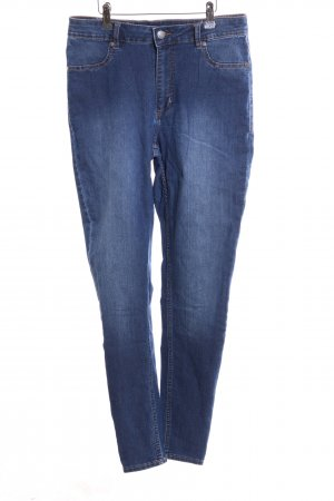 Cheap Monday Jeans a vita alta blu stile casual