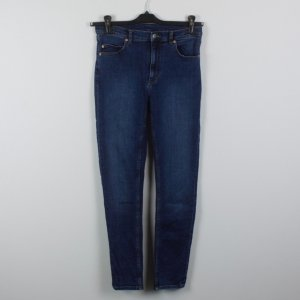 Cheap Monday High Waist Jeans Gr. 28 blau Mod. Second Skin Pure (18/10/297/E)