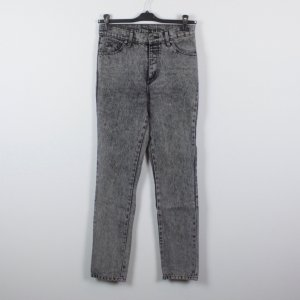 CHEAP MONDAY High Waist Jeans Gr. 28 grau Mod. Boni nam wash (18/11/490)