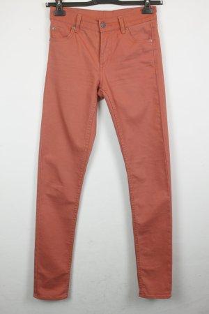 CHEAP MONDAY High Waist Jeans Gr. 28 Mod. Tight Red