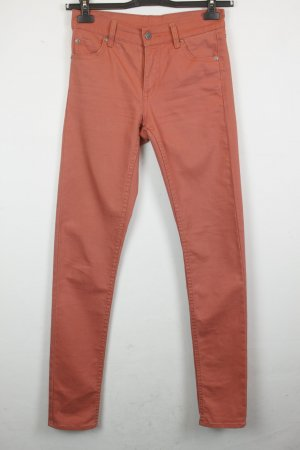 CHEAP MONDAY High Waist Jeans Gr. 28 Mod. Tight Red
