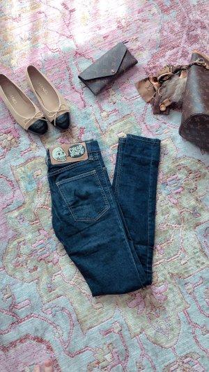 Cheap Monday Drainpipe Trousers blue