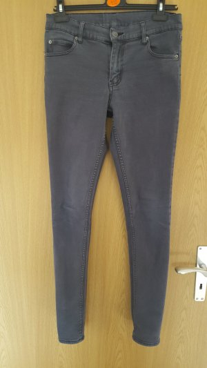 Cheap Monday Stretch jeans antraciet Lycra