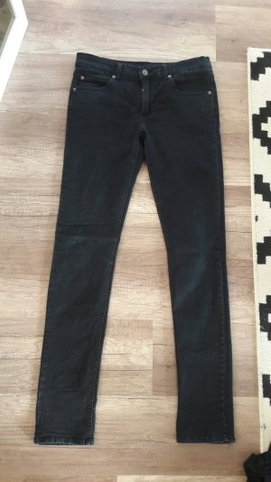 Cheap Monday Jeans Dunkelblau Indigo Slim fit Straight Leg 31/34