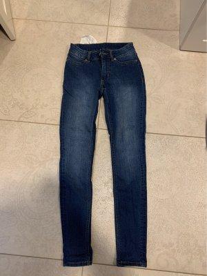 Cheap Monday Skinny Jeans dark blue