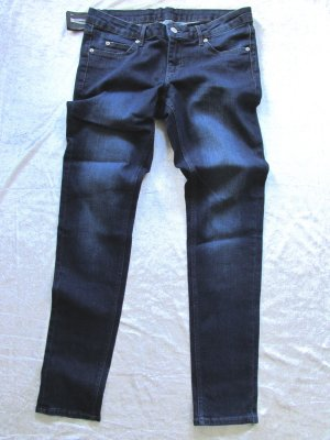 CHEAP MONDAY JEANS SKINNY, FIT SLIM, DARK BLUE GR. 29/30 - 38
