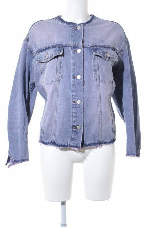 Cheap Monday Jeansjacke mehrfarbig Punk-Look