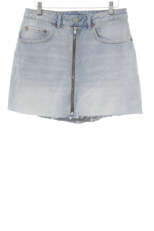 Cheap Monday Jeansrock himmelblau Casual-Look