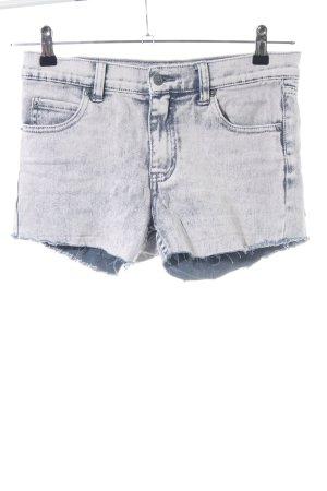 Cheap Monday Denim Shorts light grey casual look