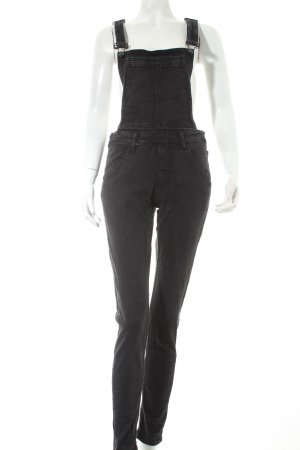 Cheap Monday Dungarees dark grey vintage look