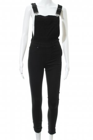 Cheap Monday Jeans met bovenstuk zwart casual uitstraling