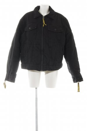 Cheap Monday Oversized Jacke schwarz klassischer Stil