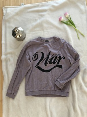 Cheap Monday Pullover End of war