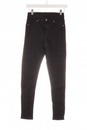 Cheap Monday Röhrenhose schwarz Casual-Look
