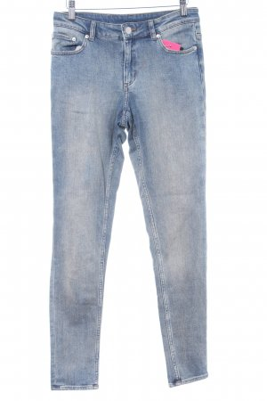 Cheap Monday Röhrenjeans hellblau Casual-Look