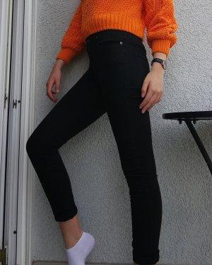Cheap Monday - Schwarze elastischen Jeans
