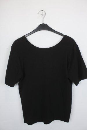CHEAP MONDAY Shirt Gr. S - Elastic Back Tee - schwarz (18/4/394)