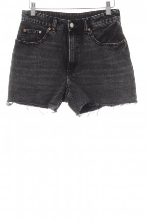 Cheap Monday Shorts schwarz Casual-Look