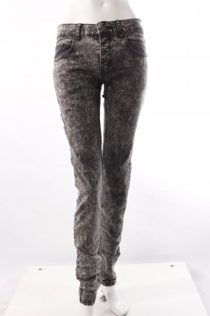 Cheap Monday Skinny Jeans Acid Wash