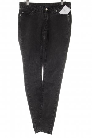 Cheap Monday Skinny Jeans anthrazit Casual-Look