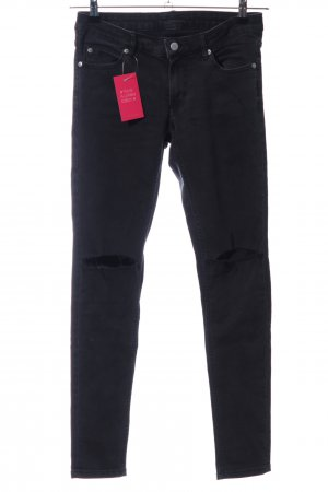 Cheap Monday Skinny Jeans black casual look
