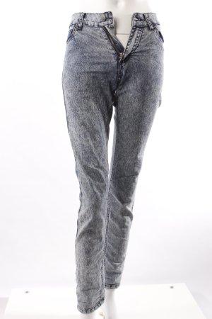 Cheap Monday Skinny Jeans blaugrau