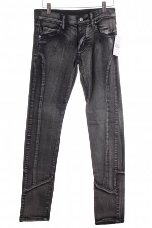 Cheap Monday skinny jeans dark gray