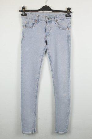 Cheap Monday Skinny Jeans Gr. 24 light denim