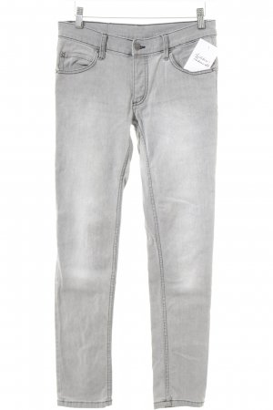 Cheap Monday Skinny Jeans grau Casual-Look