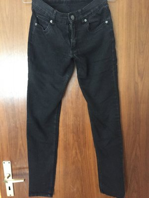 Cheap Monday Skinny Jeans Schwarz Gr. 34