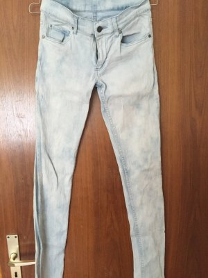 Cheap Monday Skinny Jeans Used Batik Gr. 36