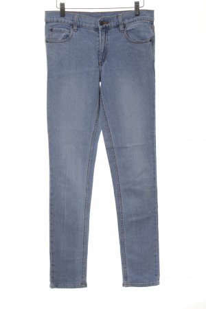 Cheap Monday Slim Jeans neonblau Casual-Look