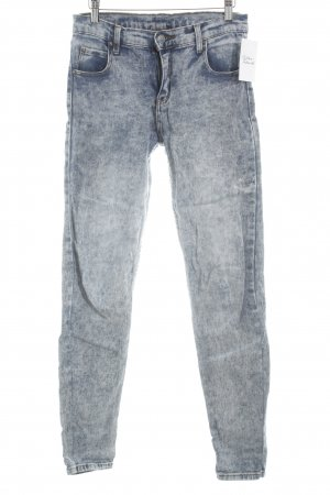Cheap Monday Slim Jeans blassblau-kornblumenblau Casual-Look