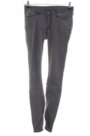 Cheap Monday Slim Jeans light grey casual look