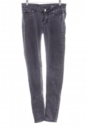 Cheap Monday Slim Jeans grau Casual-Look