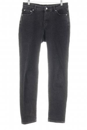 Cheap Monday Slim Jeans schwarz Casual-Look
