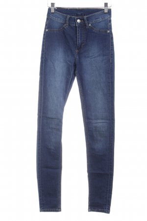 Cheap Monday Slim Jeans stahlblau Casual-Look