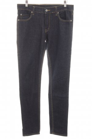 Cheap Monday Straight-Leg Jeans dunkelblau Casual-Look