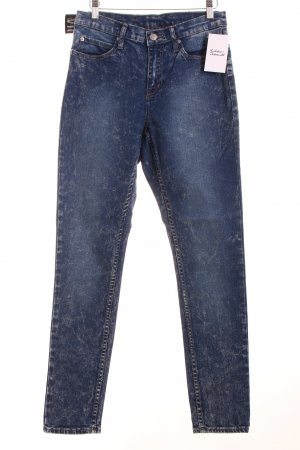 Cheap Monday Stretch Jeans dunkelblau Casual-Look